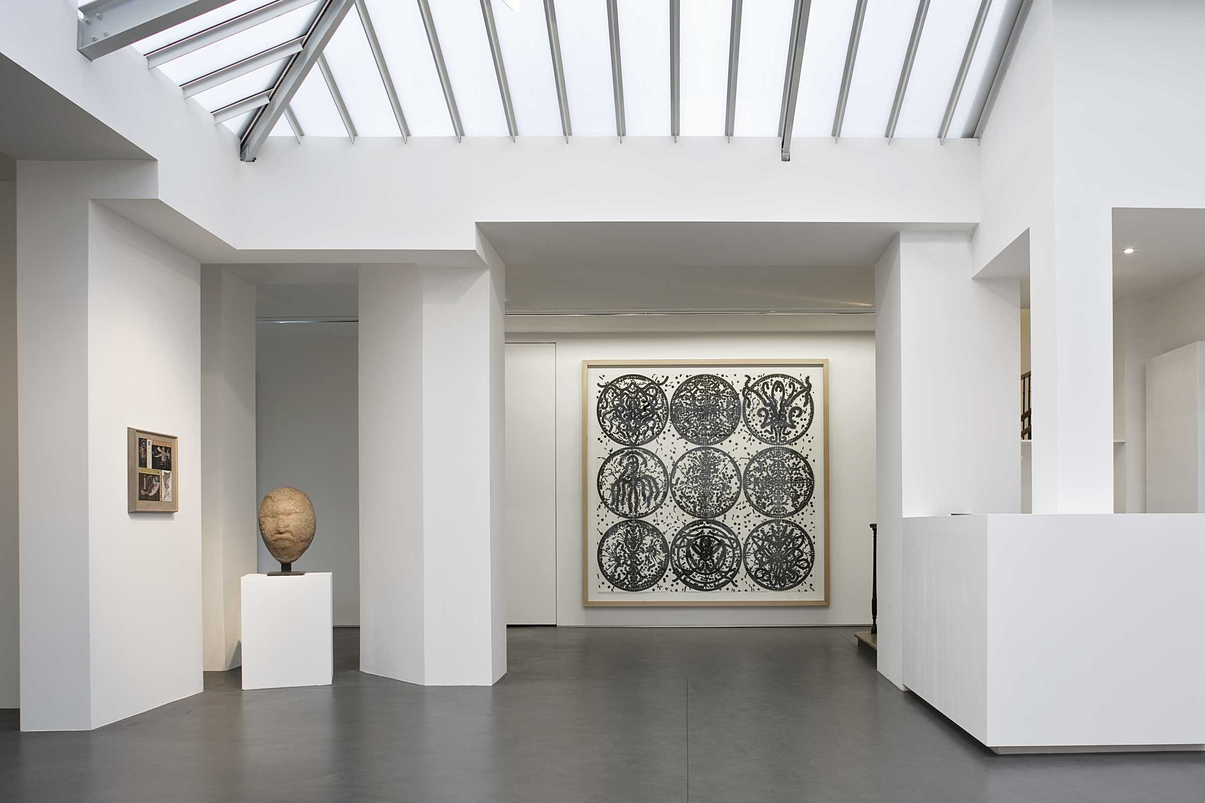 jeanne bucher jaeger art gallery paris