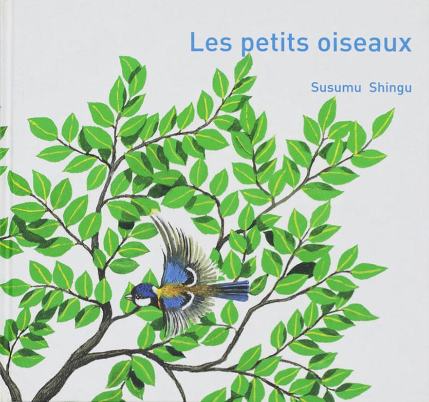 Shingu susumu jeanne bucher jaeger art gallery paris for Les petits oiseaux