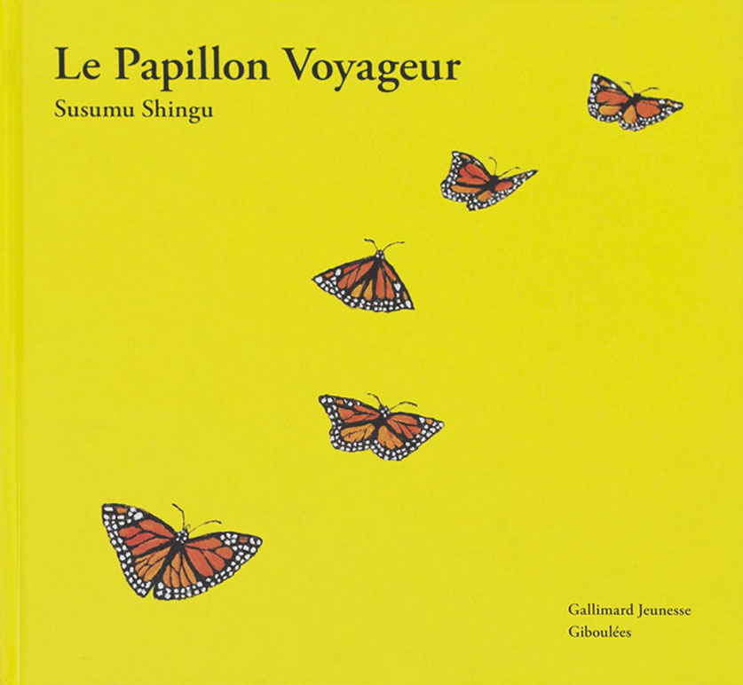 Éditions Gallimard Jeunesse / Giboulées