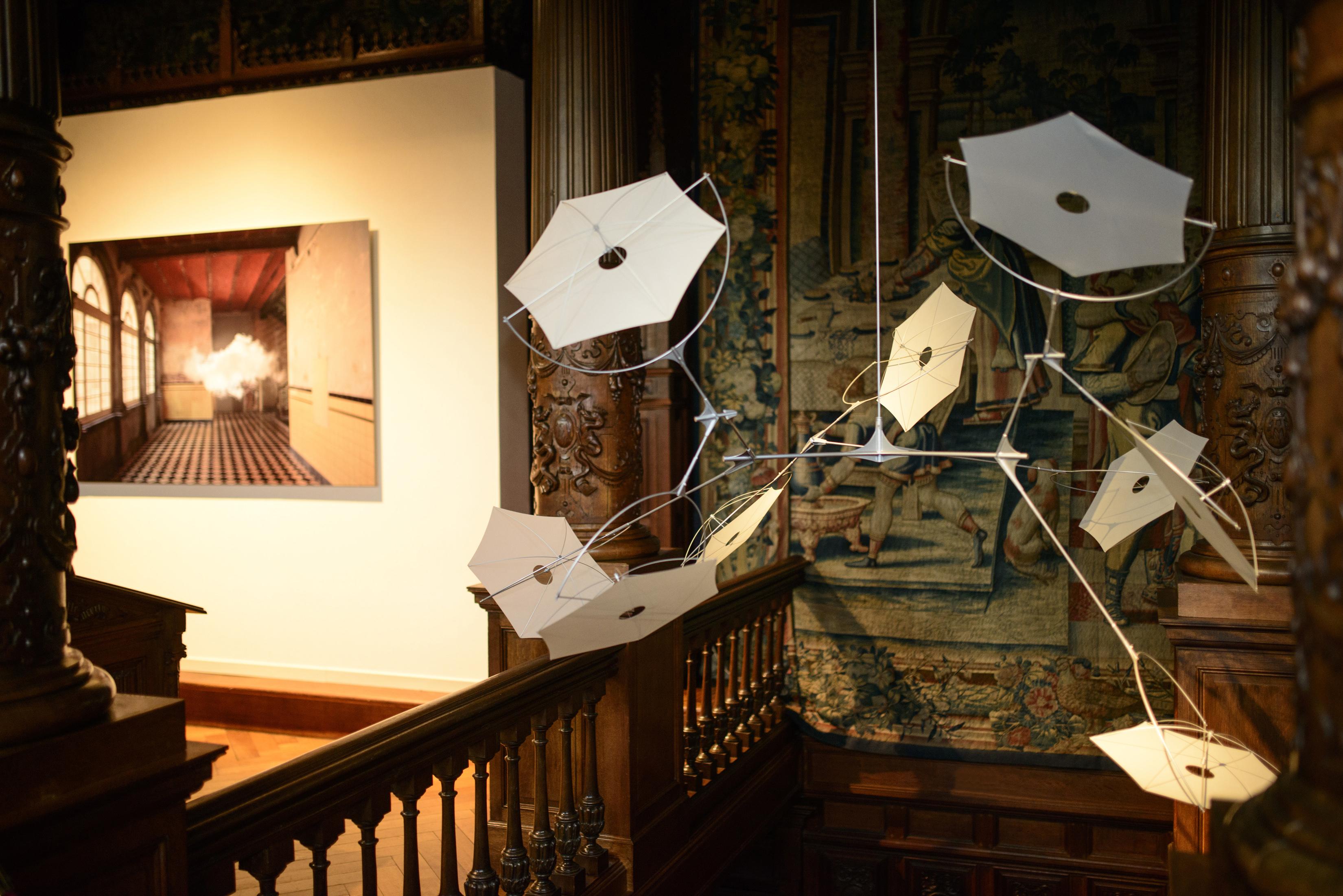 kairos castle — jeanne bucher jaeger - art gallery paris