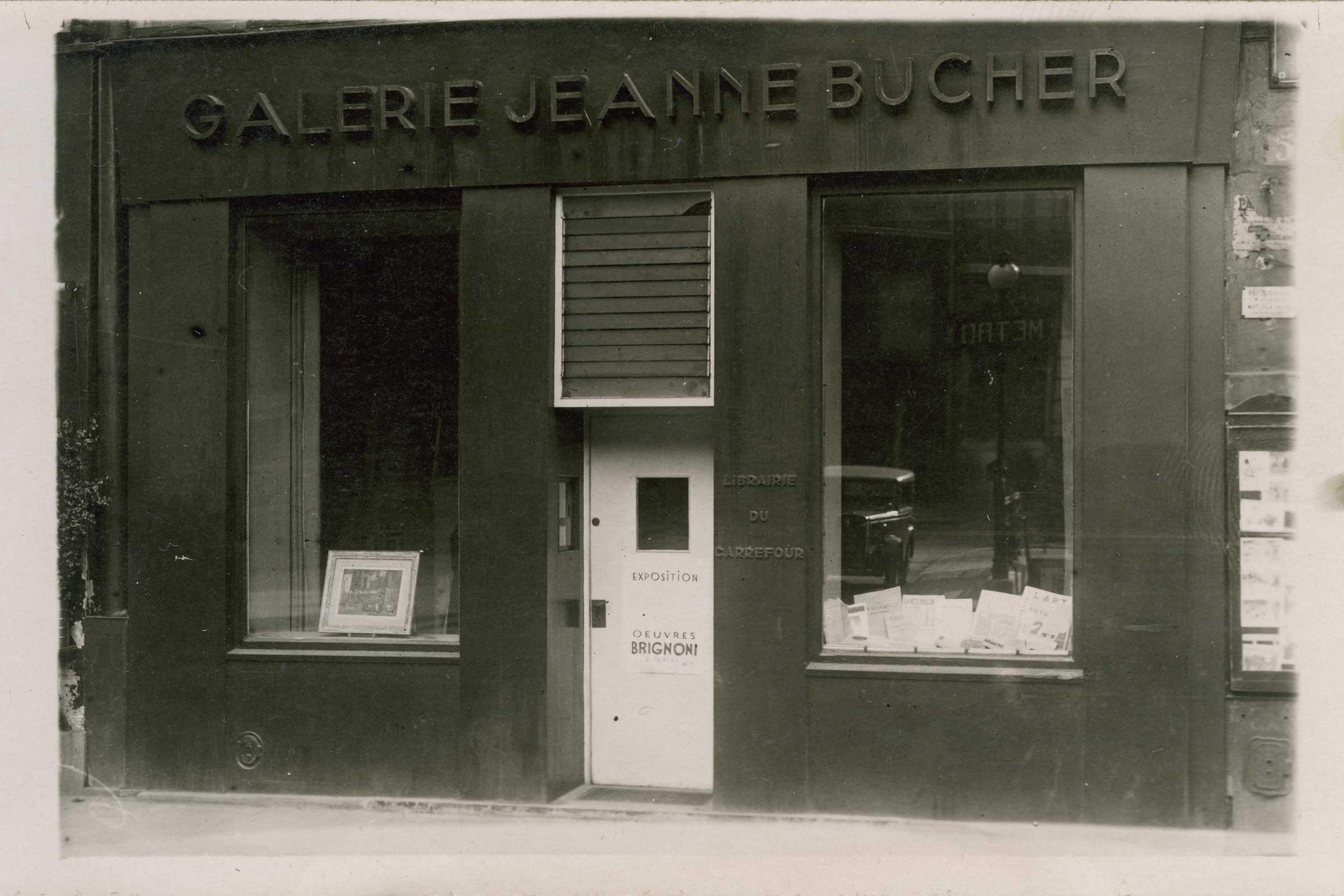 23 Rue Du Cherche Midi jeanne bucher - jeanne bucher jaeger jeanne bucher jaeger