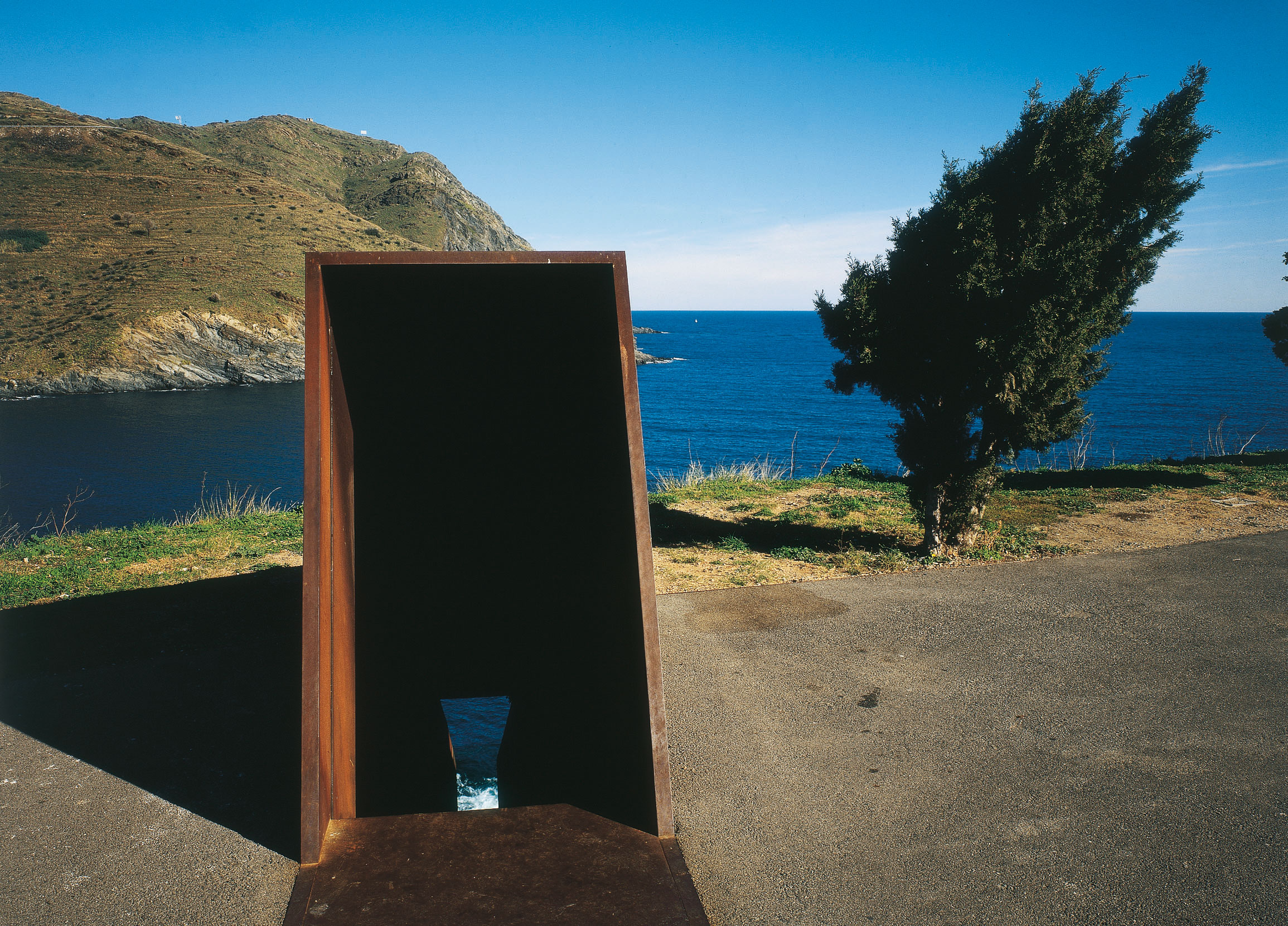 20th Anniversary Of The Passages Memorial To Walter Benjamin Jeanne Bucher Jaeger Art