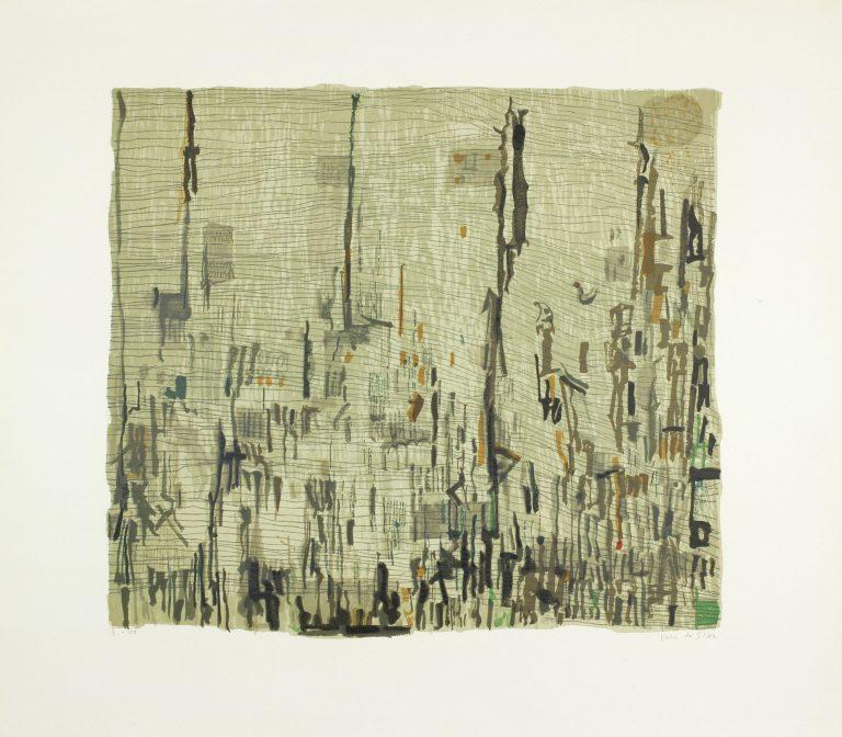 lettre da Egypte — Jeanne Bucher Jaeger   Art Gallery Paris lettre da