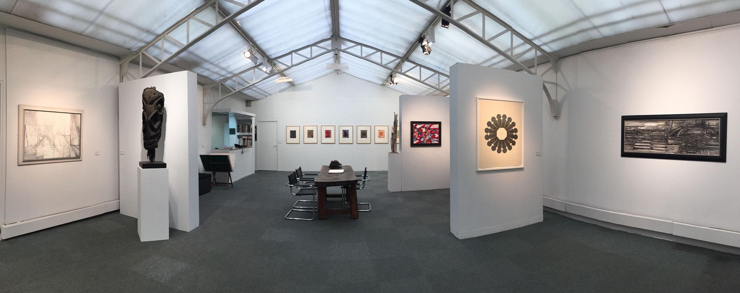 Dialogue viii jeanne bucher jaeger galerie d 39 art paris - Galerie street art paris ...