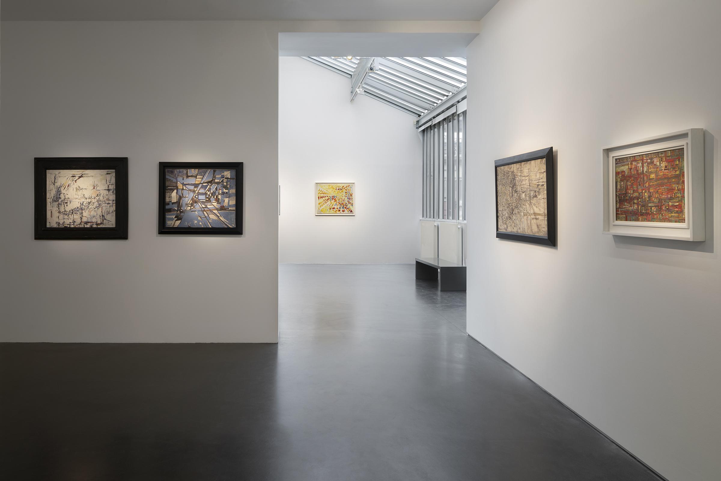 Spaces Rue De Londres en collaboration avec waddington custot londres & di donna